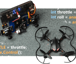 Arduino with drone.