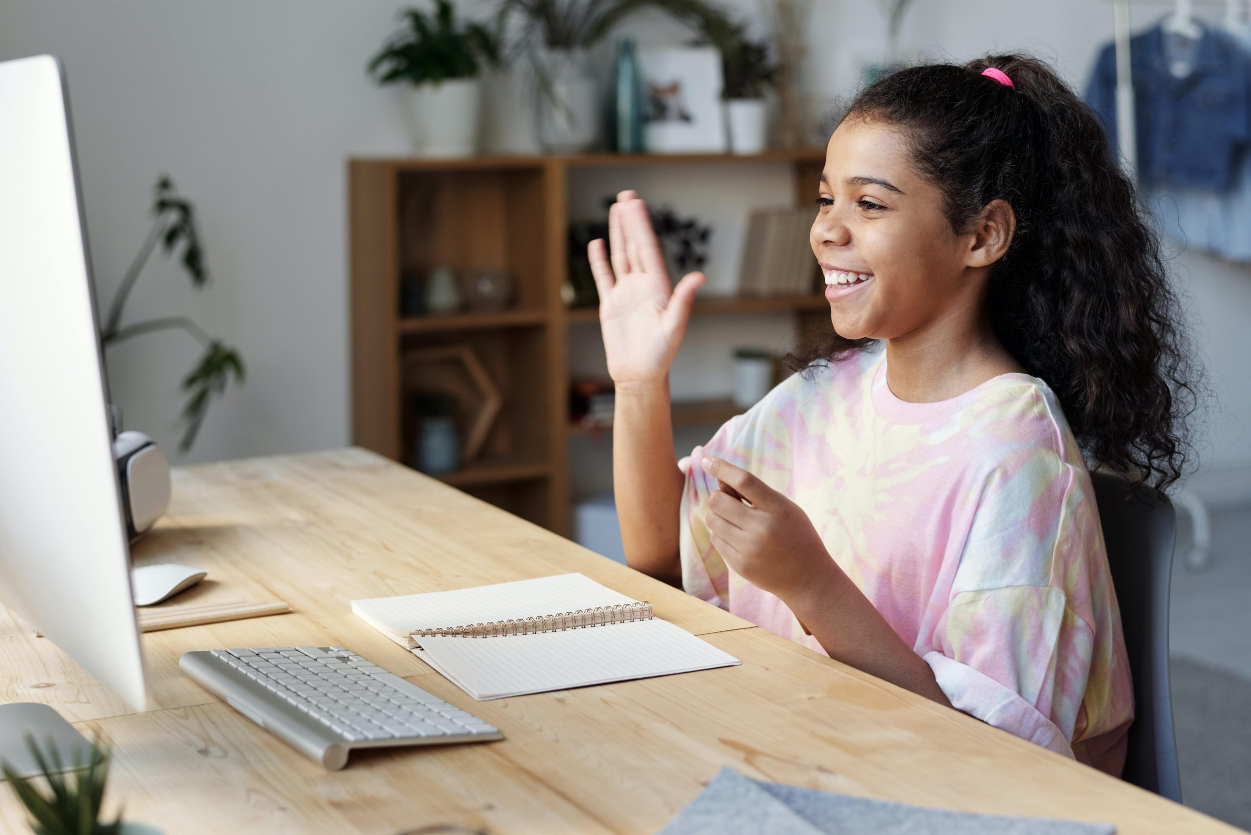 Coding helps children organize their thoughts