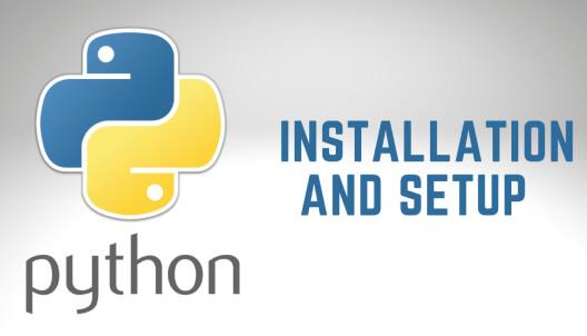 Python Installation and Setup
