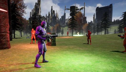 3D Game Development 2 - CodaKid Battlefront