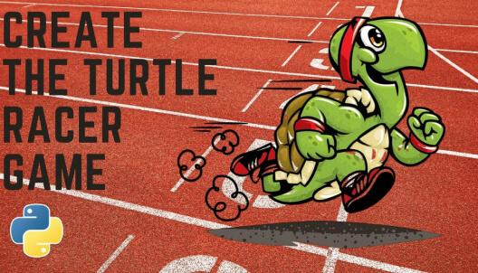 Create Turtle Racer Game Using Python