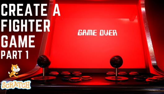 Create an Arcade Fighter Game